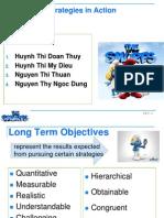 The Smurfs Presentation