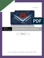 Extracto Pessoal de Trading v8 v6.04