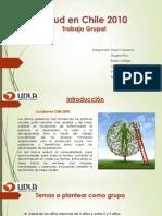 Salud en Chile 2010 Trabajo Terminado