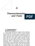 Thermochemistry and Fuel