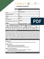 PDR212 Procesos Productivos