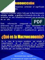 Macroeconomia + PBI