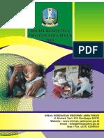 Profil Kesehatan Provinsi Jawa Timur 2009