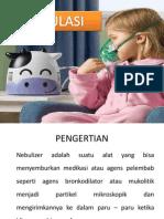 PP Terapi Inhalasi Nebulizer