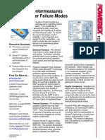 Practical Countermeasures for PV Inverter Failure Modes - Powerex Tech Brief