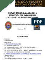 Nuevas Tecnologias Ciclones Ppt