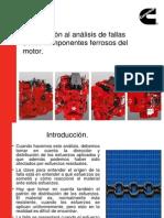 Introducción Al Análisis de Fallas en Componentes Ferrosos