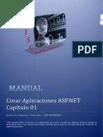Crear Aplicaciones ASP CAP01
