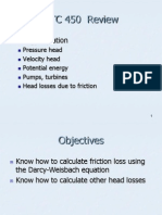 Friction Loss