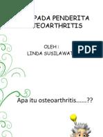 Diet Pada Penderita Osteosrthritis