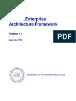 Federal EA Framework