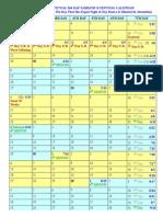 Enoch Sabbath Calendar