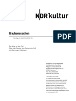 gsmanuskript627 Norddeutscher Rundfunk - Skrupt