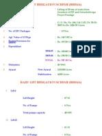 Rajivlift Irrigation Scheme Bhima