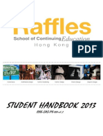 RSCE Student Handbook v1.2.1 02 August 13