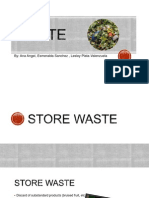 waste project