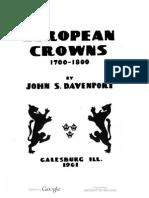 European crowns