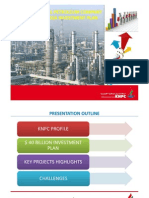 KNPC Refinery Projects
