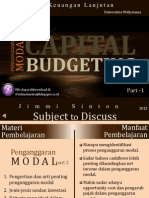 3 - Capital Budgeting-part I