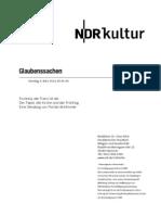 gsmanuskript605 NDR Skript