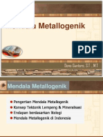Materi-4 Mendala Metallogenik