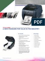 TSC 247 Printer