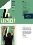 Memoria Jornadas Zarzuela2013