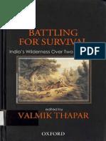 Battling for Survival