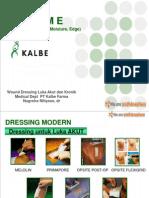 Kalbe Wound Dressing Produk Lengkap