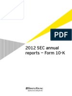 Ernst and Young Annual Report