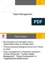 Talent Management sap erp