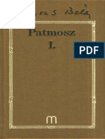 Hamvas Bela - Patmosz