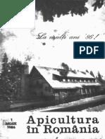 Apicultura in Romania 1986 Nr.1 Ianuarie