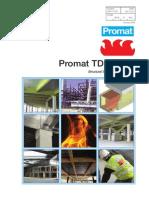Promat TD Board