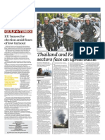 Thailand, Kenya, nations apart but share same troubled journey out of their control...