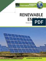 Renewable Energy Sources and MethOD