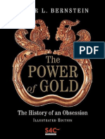 The Power of Gold a History of Obsession