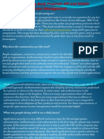 Packt Publishing Book Proposal API and Mobile Access Management