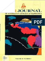 Australian Geology & Geophysics-1987