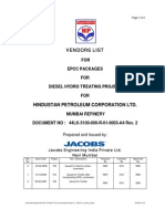 HPCL Vendor_List