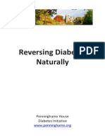 How to Reverse Diabetes eBook