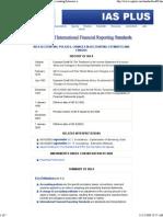 IAS Plus IAS 8, Accounting..
