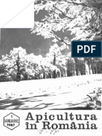 Apicultura in Romania 1987 Nr.1 Ianuarie