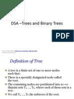 DSA -Trees