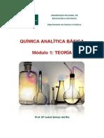 MODULO 1 - Expresion de Los Resultados Analiticos