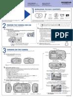 Olympus D-395 Manual