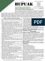 Thupuak Volume 9, Issue 1 (8 June 2014)