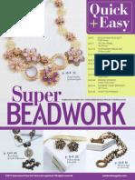 Beadwork QuickEasy Feb 2011 1. 48