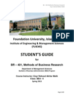 Students Guide BR - 401 - FUI