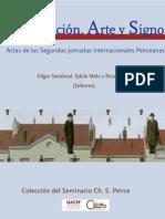 Educación, Arte y Signo, 2as Jornadas Piercianas, UACM